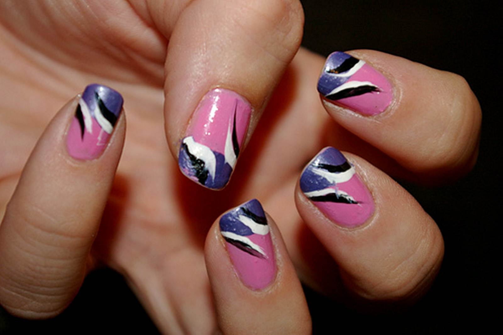 Cute Nail Designs Easy to Do at Home
