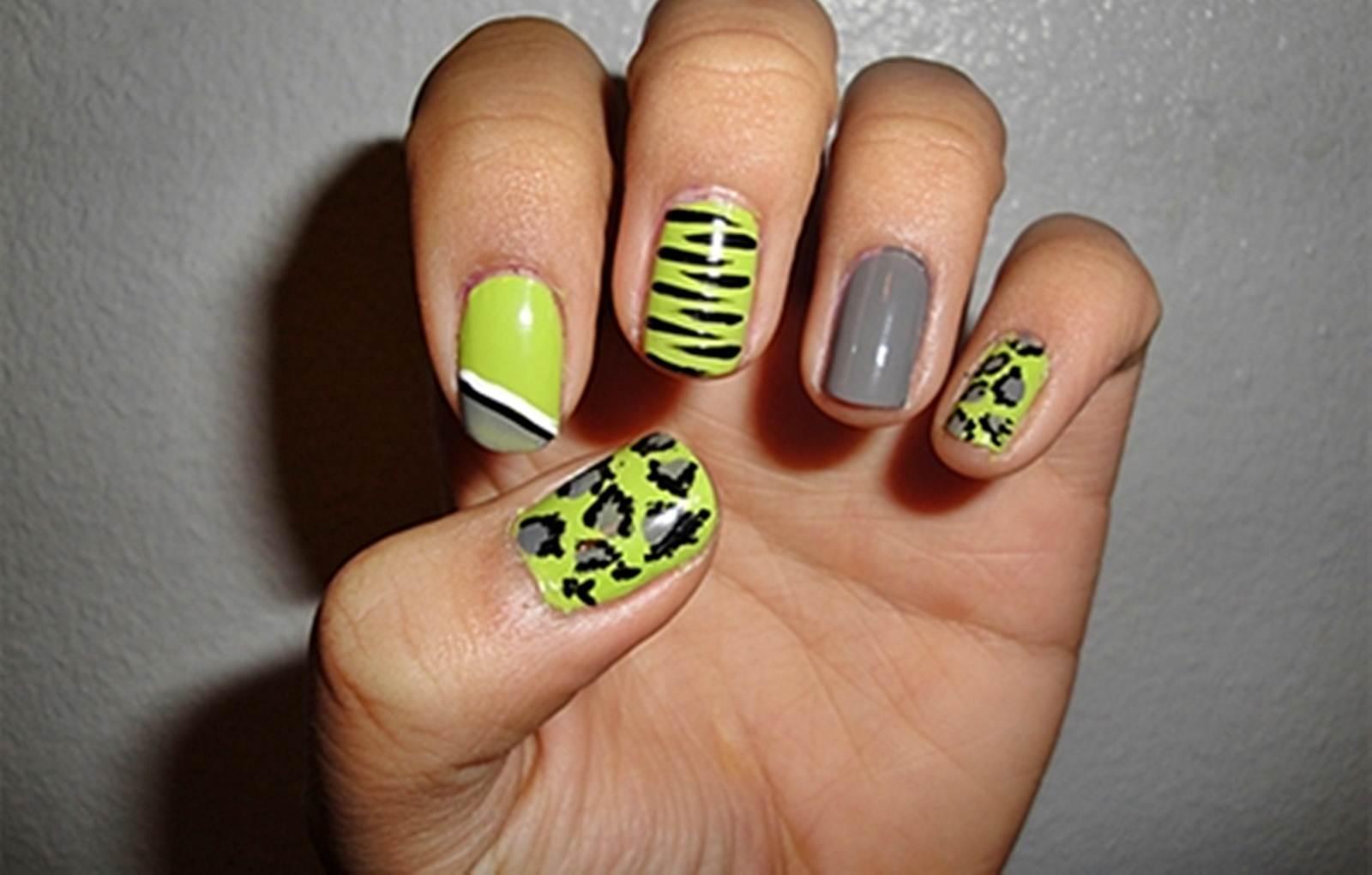 Cute Short Nail Designs