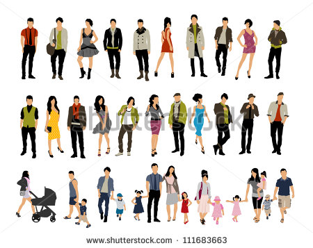 Download Free Vector People