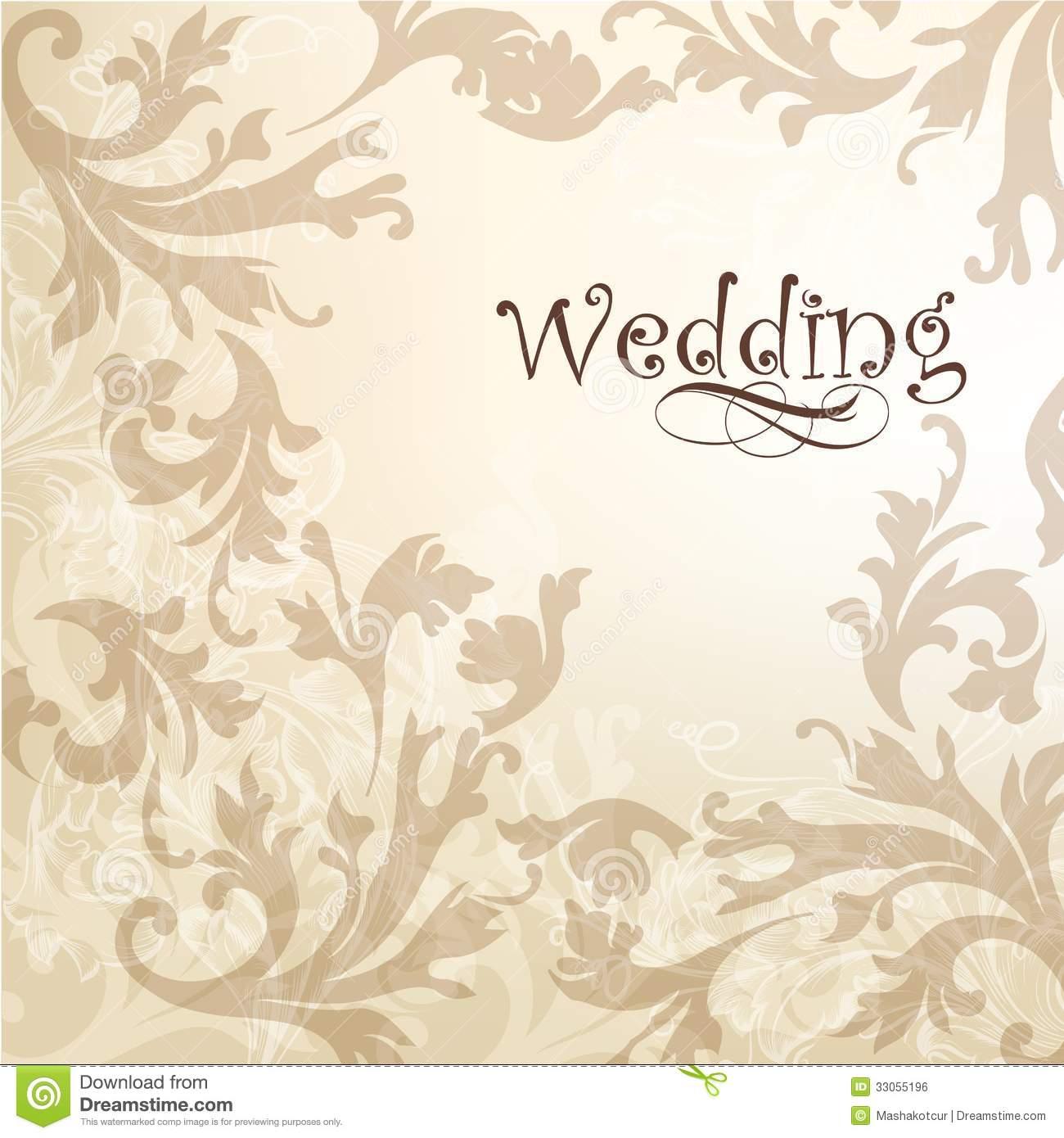 Wedding Picture Background Design