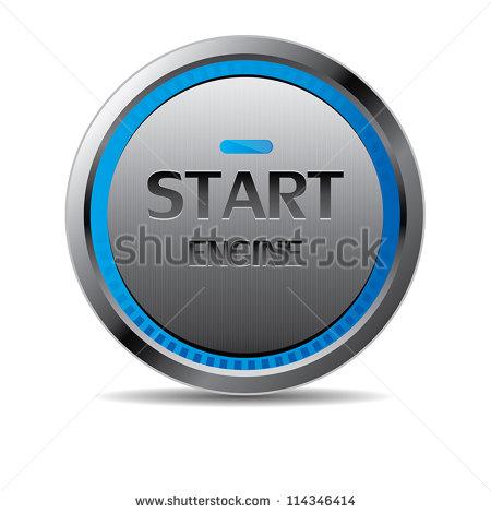 Engine Start Button