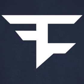 FaZe Clan Logo Black and White