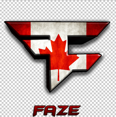 FaZe Clan Logo Drawing