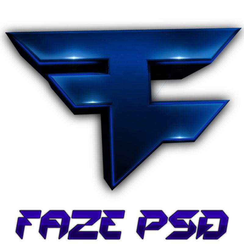 9 FaZe Logo PSD Images