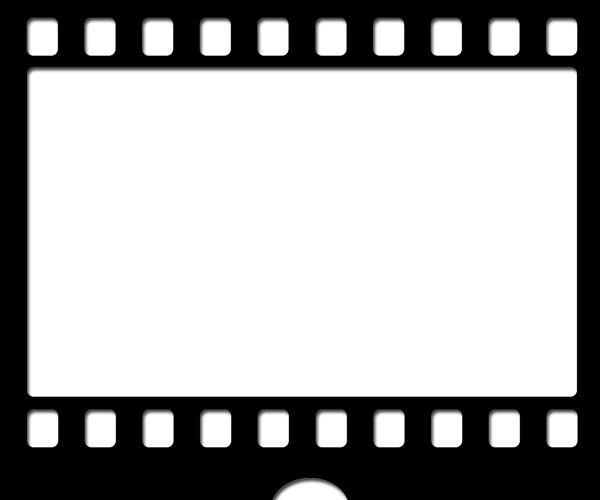 Film Strip Border Template