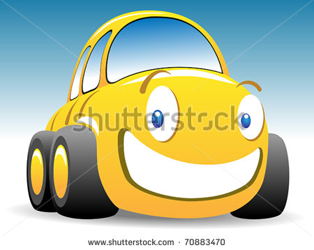 Free Cartoon Car
