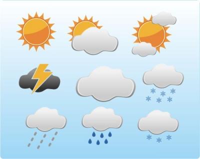 Free Icon Weather Vector Graphics