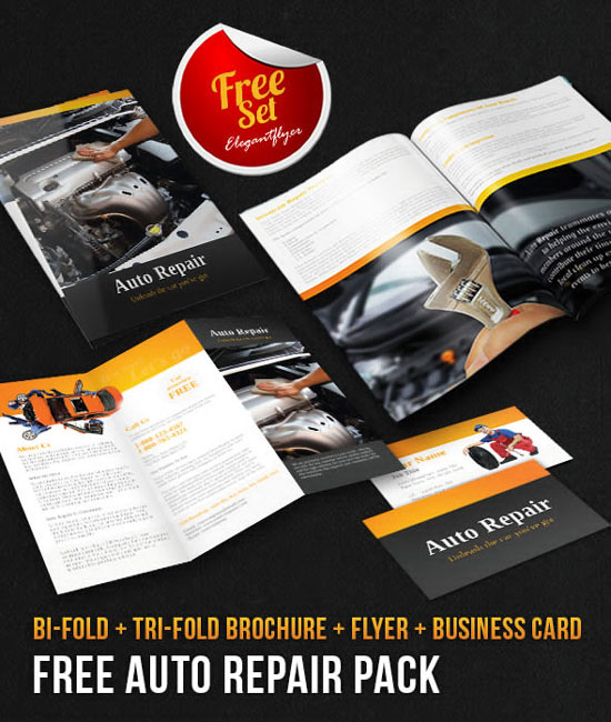 Photoshop Brochure Template: 8 Free Travel Flyer Templates Psd Images