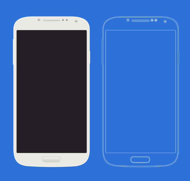 16 Samsung Galaxy Vector Images