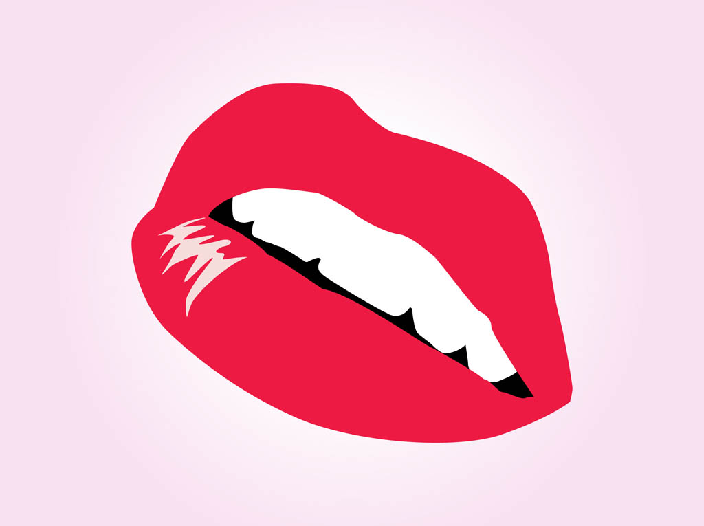 17 Lips Logo Vector Images