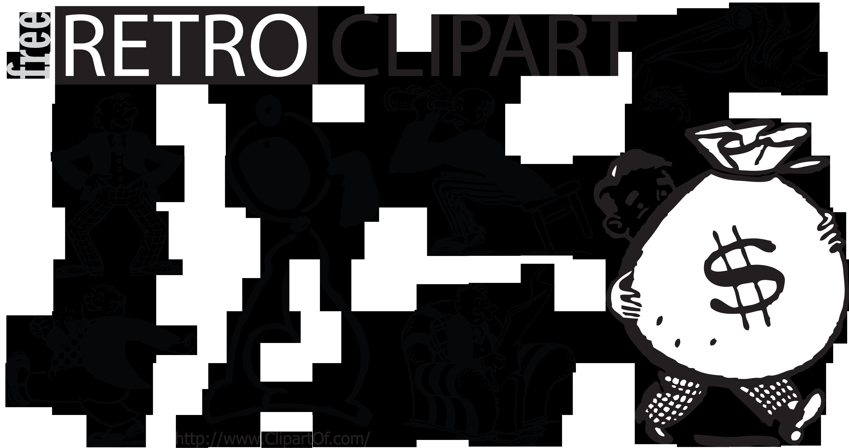 15 Free Retro Vector Clip Art Images