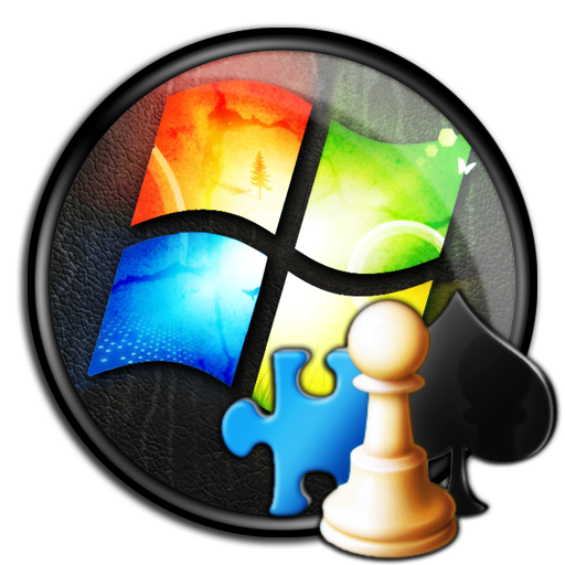 13 Windows Games Icon Images Game Icons Windows 7