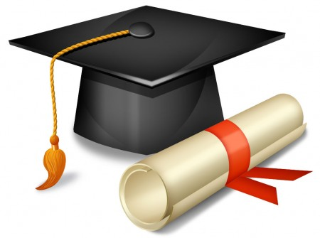 15 Graduation Cap PSD Images