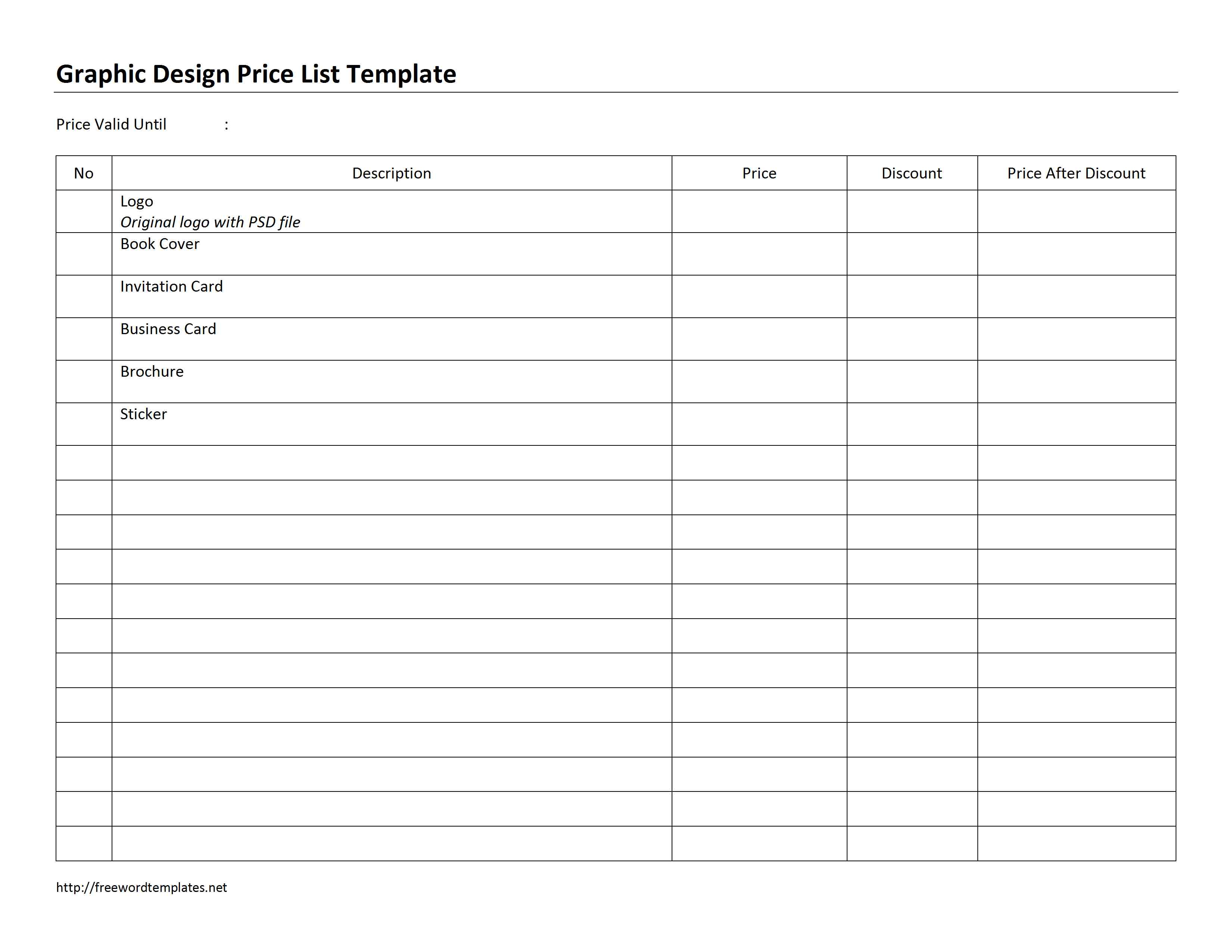 - Work Order Invoice Template, Graphic Design Request Form Template ...