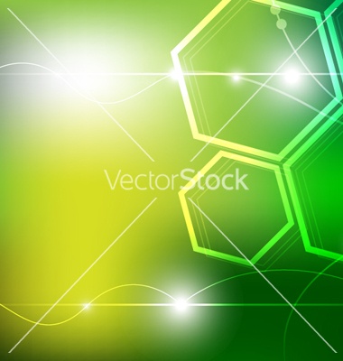 16 Green Tech Vector Graphics Images