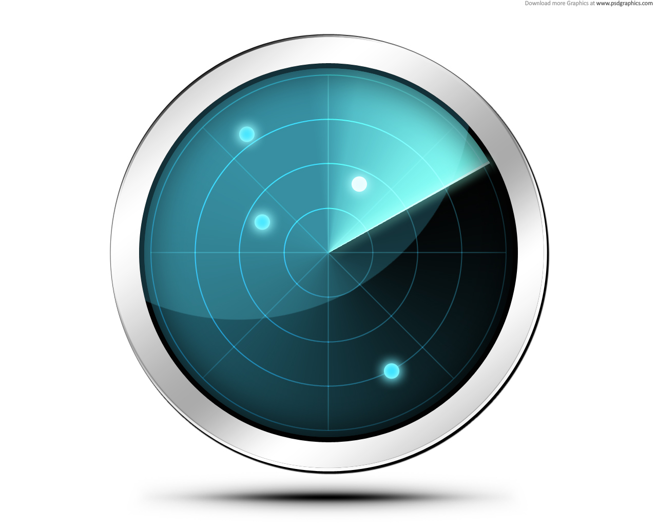 Icon Radar Screen