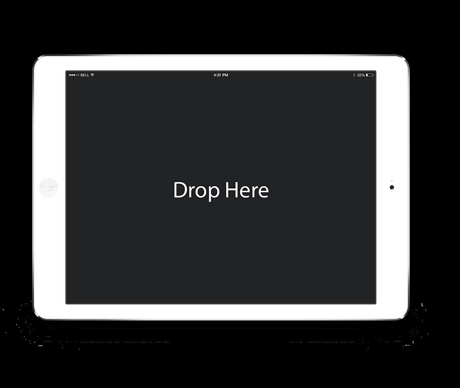 15 Landscape IPad Mini PSD Images - iPad Mini Template ...