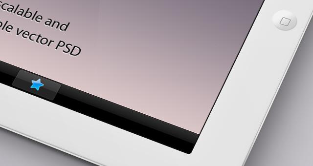 15 Landscape IPad Mini PSD Images - iPad Mini Template, White iPad PSD ...