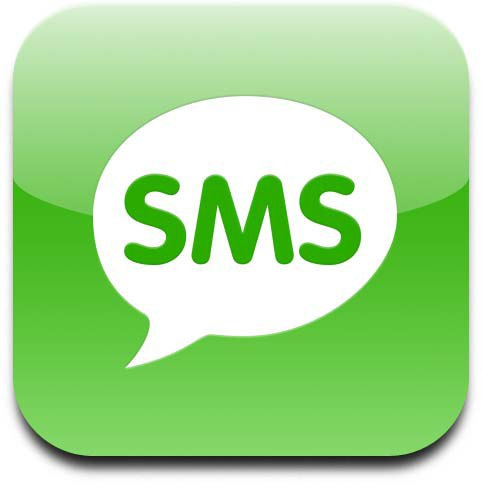 18 SMS IPhone App Icons Images