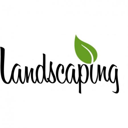 14 Landscaping Logo Free Vector Images