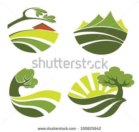 14 Landscaping Logo Free Vector Images - Landscape Logos ...