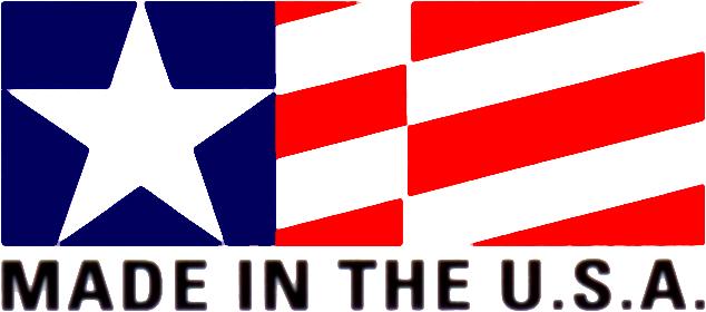 Made in USA Logo Transparent