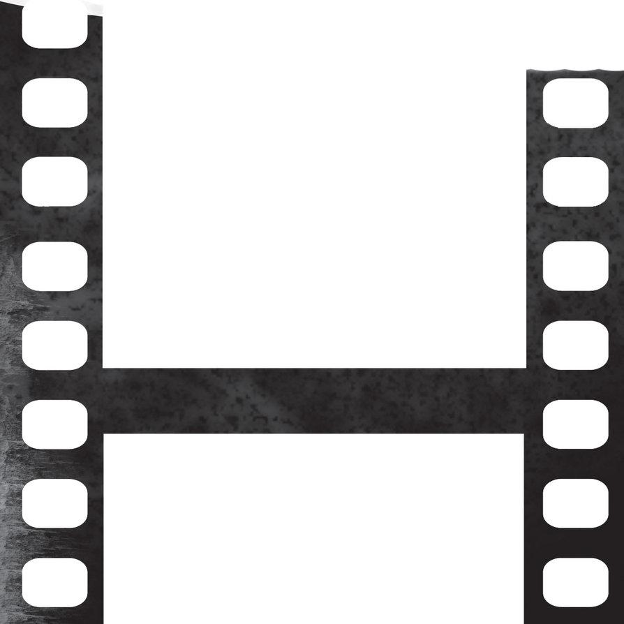 Movie Film Strip Template