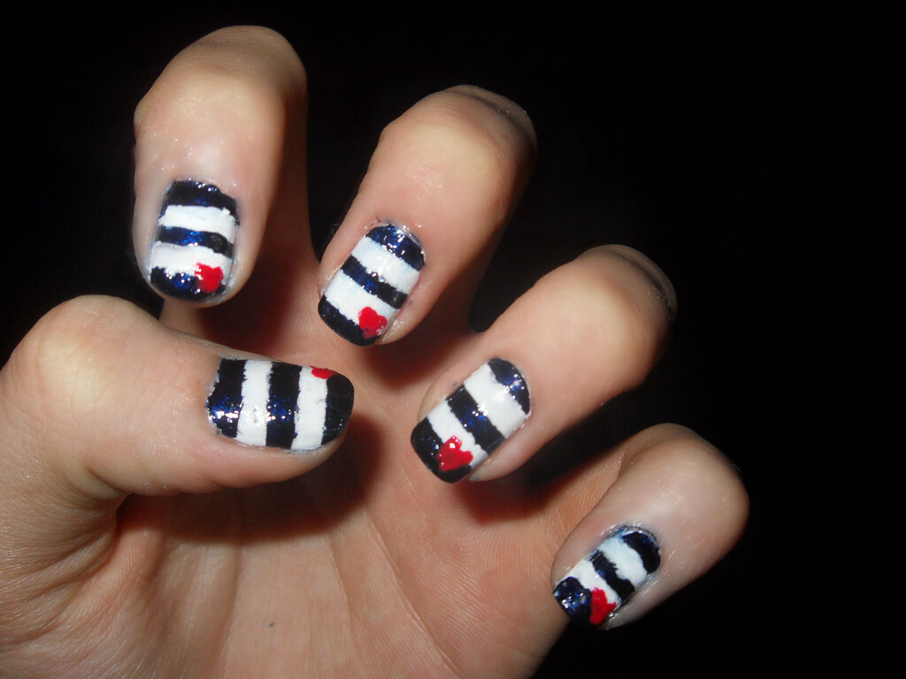 Sharp Nail Designs For Teenagers Www Topsimages Com