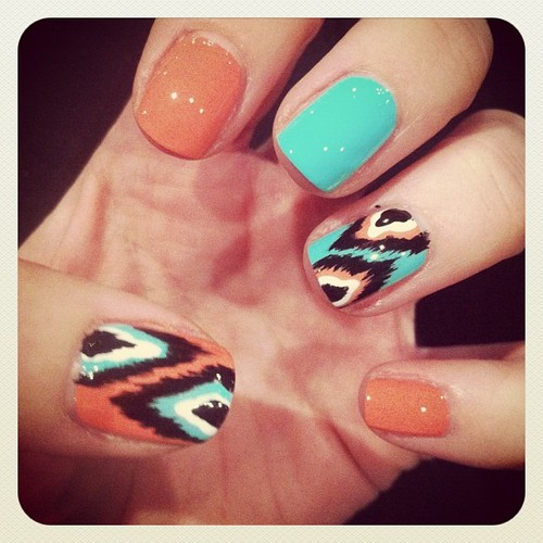 Different Nail Designs Tumblr