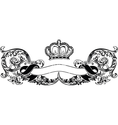 11 Vintage Crown Royal Banner Vector PNG Images
