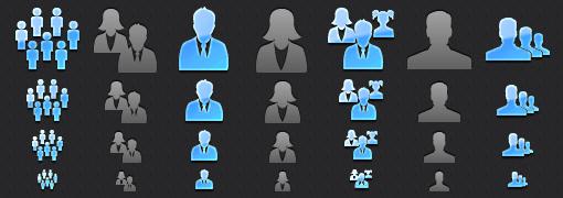 People App Icon iPhone