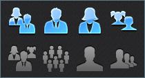 Person Icon iPhone App