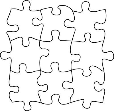 texture puzzle photoshop
