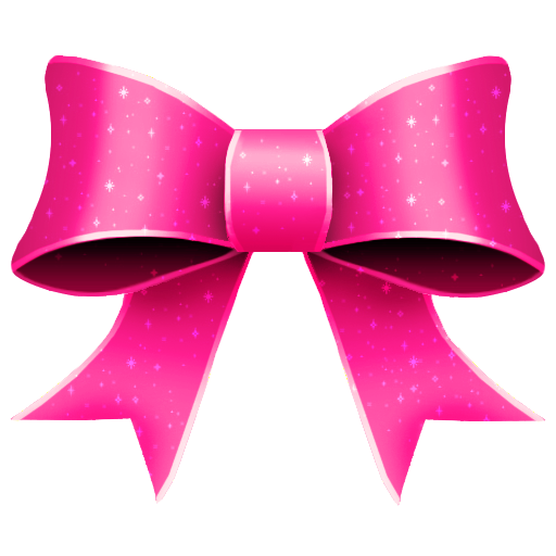 Pink Ribbon Bow Clip Art