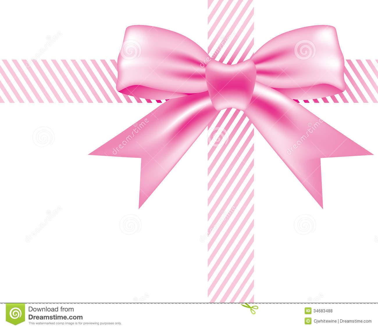 10 Pink Bow Vector Images - Pink Ribbon Bow Clip Art Free ...