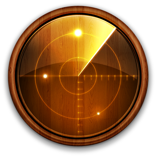 Radar Scan Icon