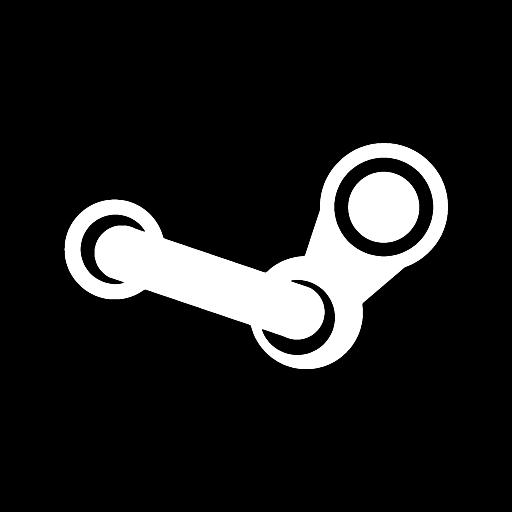 Steam Logo Icon