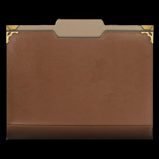 Transparent Folder Icon