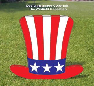 Uncle Sam Hat Pattern