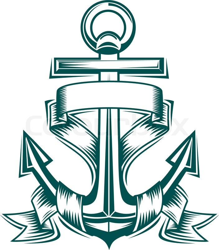US Navy Anchor Emblem