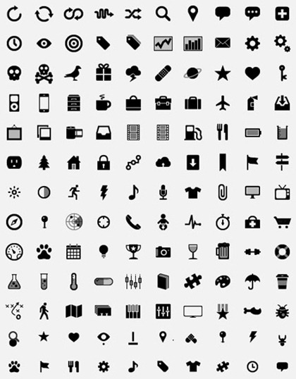 Vector Graphic Icons