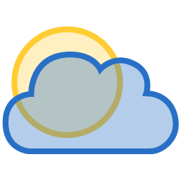 WeatherIcon Partly Sunny