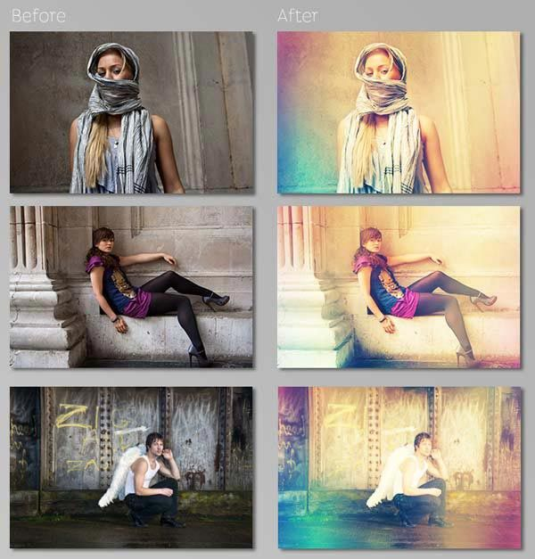 16 Photoshop Effects Free Download Images