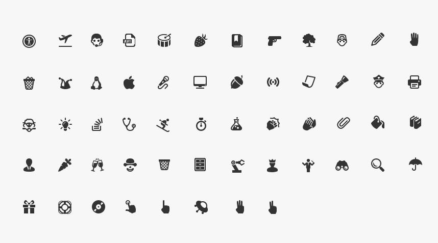Windows 8 Icon Set