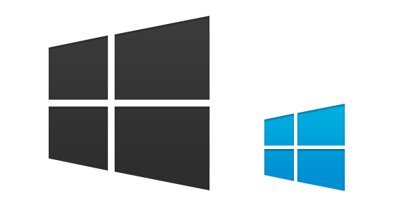 Windows 8 Logo Transparent