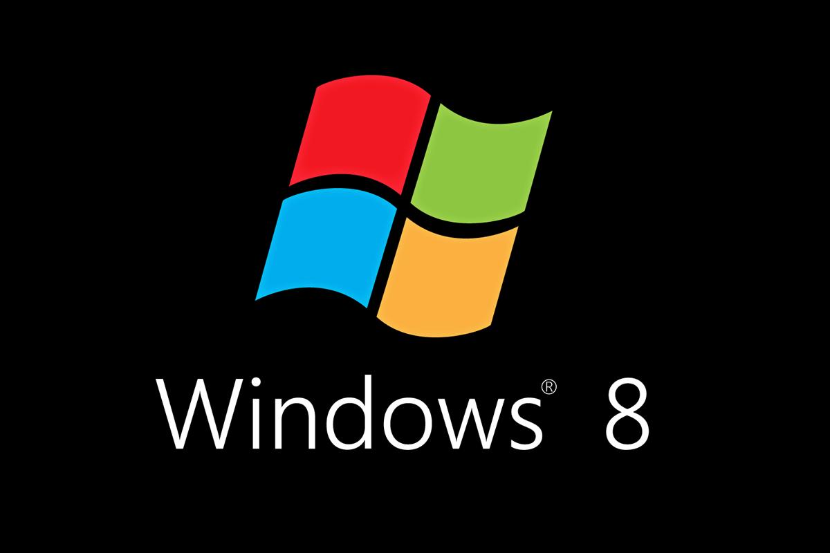 Windows 8 Logo Vector