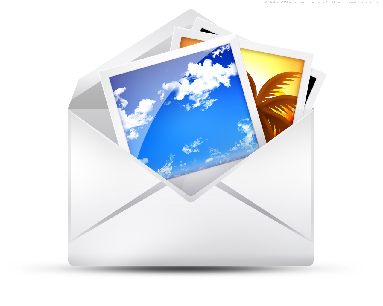 11 email envelope icon images