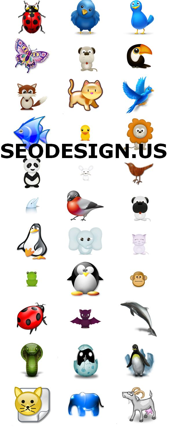 Animal Icons Free Download
