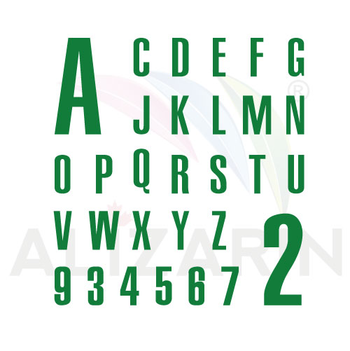 Basketball Letters Font