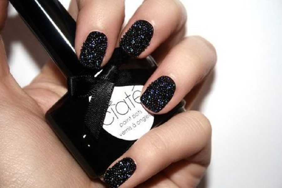 Black Caviar Nail Polish